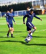 Medipol Başakşehir'de Beşiktaş maçı hazırlıkları başladı