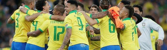Copa America'da şampiyon Brezilya!