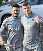 Trabzonspor'da atan da iyi tutan da