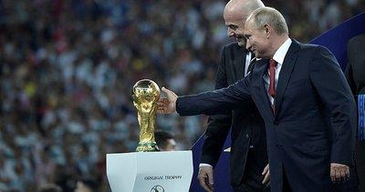 Rusya, Dünya Kupası'ndan 13,7 milyar dolar kazandı