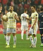 Fenerbahçe deplasmanda kazanamıyor