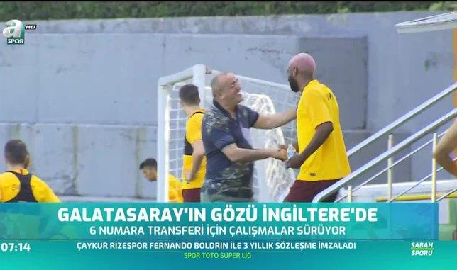 Galatasaray'ın gözü İngiltere'de