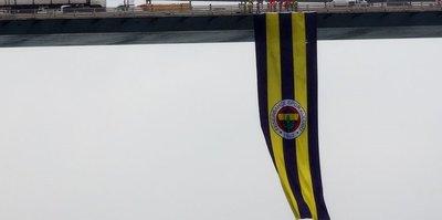 Boğaz'da bayrak krizi