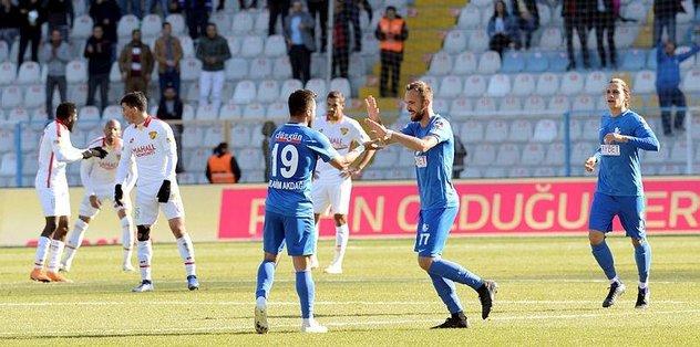 Maç sonucu | BB Erzurumspor  2-1 Göztepe | ÖZET