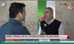 Samet Aybaba: Milli Takım için en uygun isim benim