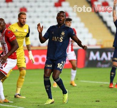 Son dakika Fenerbahçe haberi: Samatta'nın kaçırdığı gol olay oldu!