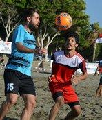 TFF Plaj Futbolu Arsuz etabı tamamlandı