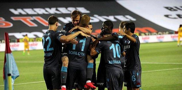 Trabzonspor Galatasaray'a kaybetmezse tarihi seriye ulaşacak - Futbol -