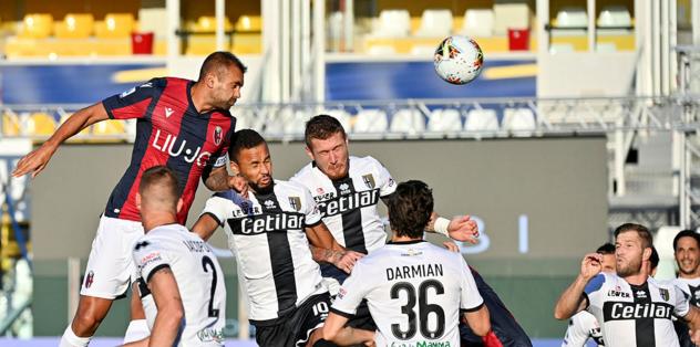 Parma 2-2 Bologna | MAÇ SONUCU - İtalya Serie A -