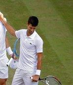 Wimbledon'da şok