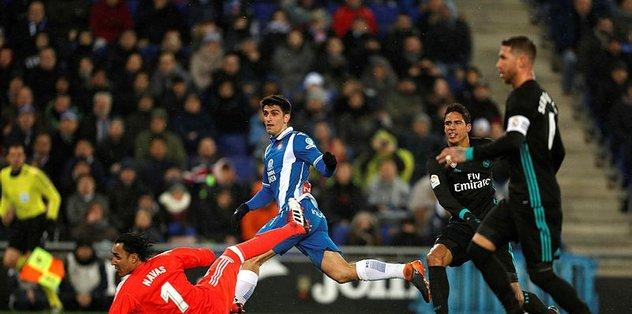 Real Madrid'e son dakika şoku