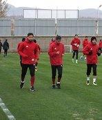Elazığspor'da Boluspor maçı hazırlıkları başladı