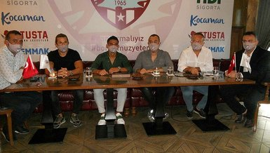 Trabzonspor'dan ayrılan Abdurrahim Dursun Bandırmaspor'a imza attı!