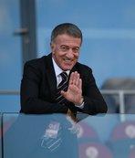 Trabzonspor'da yönetim ibra edildi!