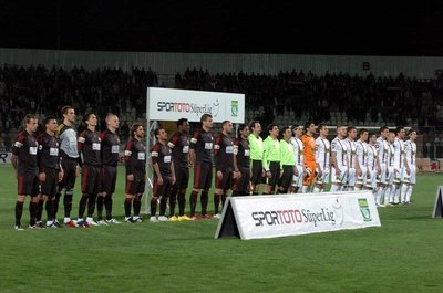 Sivasspor - Gençlerbirliği ( Süper Toto Süper Lig 31. hafta )