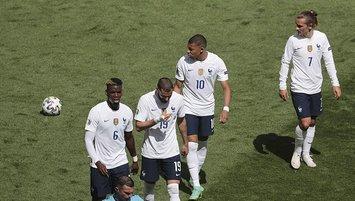 EURO 2020'de ırkçılık skandalı! Fransa...