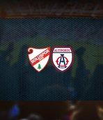Boluspor-Altınordu maçı saat kaçta? Hangi kanalda?