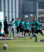 Bursaspor'da Akhisarspor maçı hazırlıkları