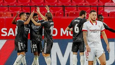 Sevilla - Real Madrid: 0-1   MAÇ SONUCU - ÖZET
