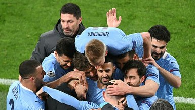 Man City bag semifinal ticket in Champions League