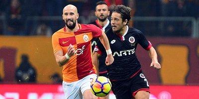 Galatasaray'da yine son dakika hüsranı!