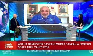 Murat Sancak: Hedefimiz Süper Lig!