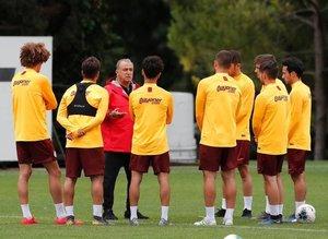 Galatasaray'ın gençleri Fatih Terim'in radarında