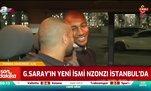 Galatasaray'ın yeni transferi İstanbul'a geldi!