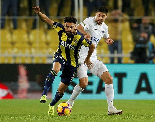 Ersun Yanal Erzurumspor 11'ini belirledi!