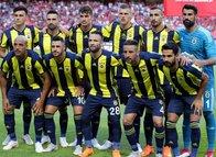 İşte Benfica - Fenerbahçe maçından kareler...