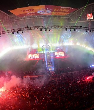 Galatasaray, Passolig'de de şampiyon