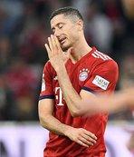 Bayern Münih farklı kaybetti