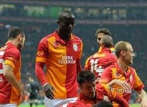 Galatasaray:2 MP Antalyaspor:0