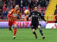 Spor yazarları Kayserispor - Beşiktaş maçını değerlendirdi
