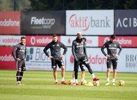 Beşiktaş'ta Karabükspor mesaisi başladı