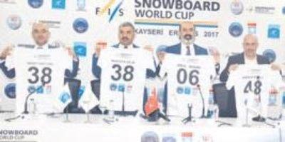 Dünya kupası Erciyes'te