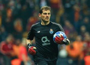 Casillas'a ikinci şok: Kanser tedavisi görüyor