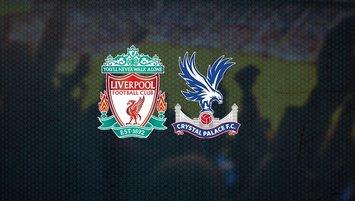 Liverpool-Crystal Palace maçı A Spor'da!