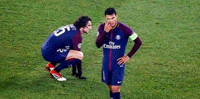 PSG Avrupa'da istediğini bulamadı