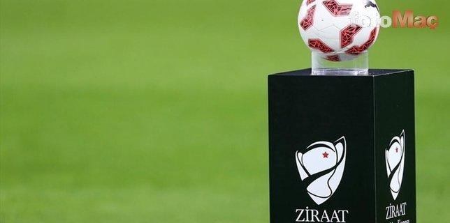 İşte Türkiye Kupası'nda yarı final eşleşmeleri! Maçlar ne zaman oynanacak?
