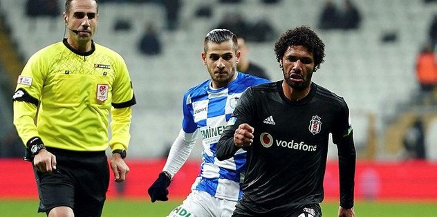 Mohamed Elneny alacaklarını istedi - Futbol -