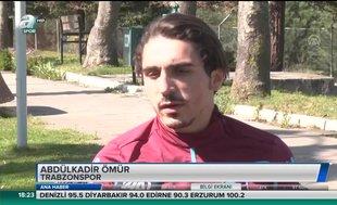 Abdülkadir'in hayali Barça