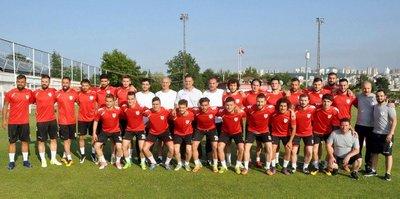 Samsunspor yeni sezonu açtı