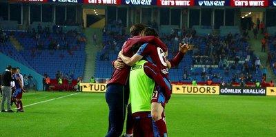 Trabzonspor'da gençlerin sezonu