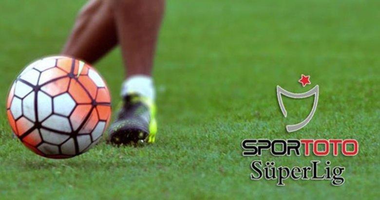 Spor Toto Süper Lig'de 18. haftanın 11'i