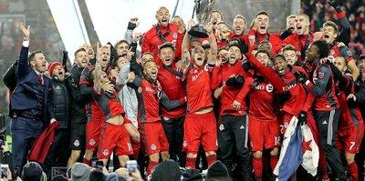 Toronto, MLS Kupası'nı ilk kez kazandı!