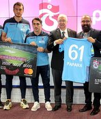 Trabzonspor, yeni sponsorluk anlaşması imzaladı