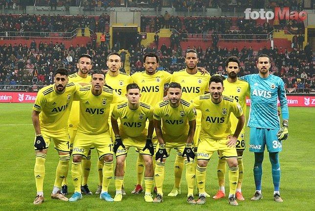 Ünlü gazeteci Fenerbahçe'nin transferini duyurdu!