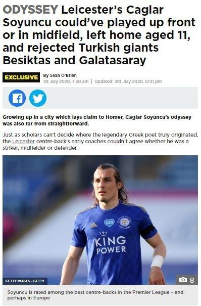 """caglar soyuncuden itiraf besiktas ve galatasaraydan teklif aldim 1594531023534 - Çağlar Söyüncü'den itiraf! """"Beşiktaş ve Galatasaray'dan teklif aldım"""""""