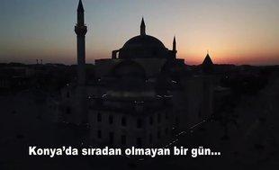 Konyaspor'dan Milli Takım'a klip